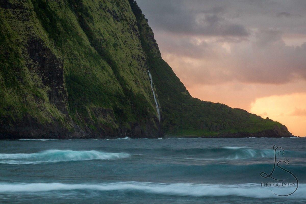 Hawaii: Waipio Valley