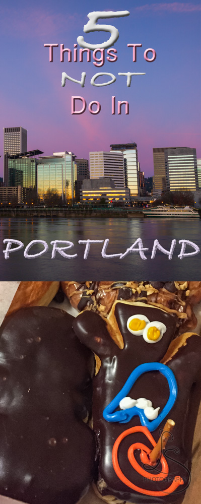 Planning a trip to Portland? Be sure to check out these 5 things you should not do before you visit. | BIGtinyWorld Travel | #portland #pdx #travelportland #pacificnorthwest