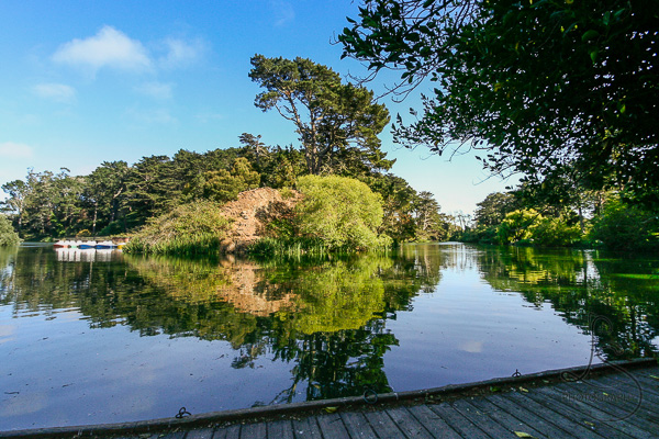 Golden Gate Park Stow Lake