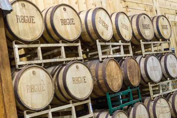 Rogue Brewery in Newport Oregon
