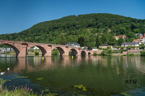 Alte Brücke Heidelberg Bridge