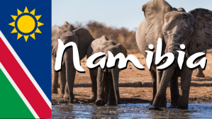 Destinations - Namibia