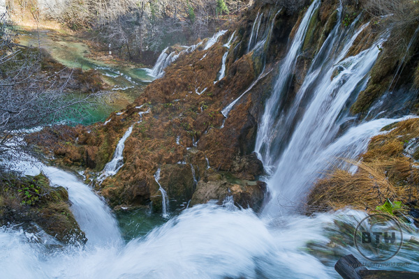Waterfall in Plitvice Lakes National Park | BIG tiny World Travel