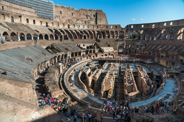 Roman Colosseum   BIG tiny World Travel