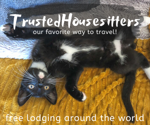 TrustedHousesitters promo