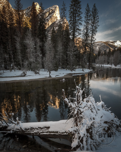 Yosemite National Park in winter | BIG tiny World Travel
