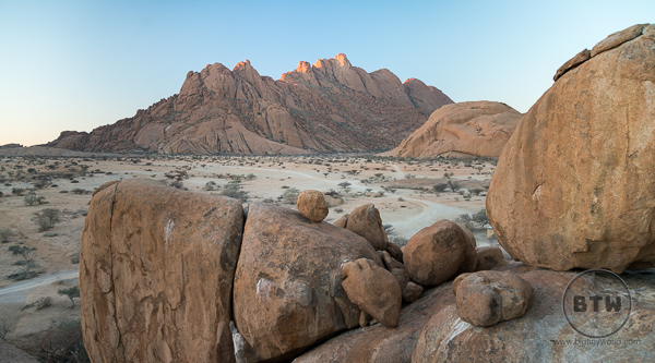 Spitzkoppe Namibia Boulders