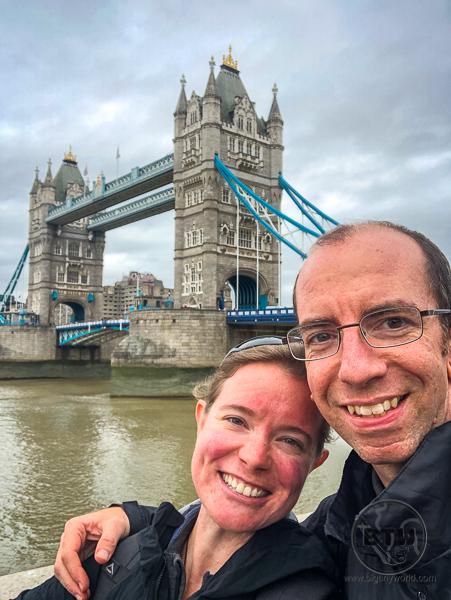 Tower Bridge London UK
